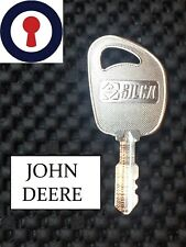🔑🔑🔑John Deere ignition key x 1 Sent 1st P&P🔑🔑🔑