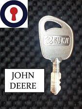 John Deere Tractor Plant Machine Ignition Key X 1 Sent 1st Pampp