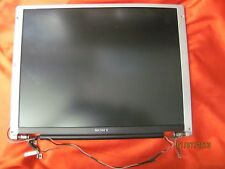SONY VAIO PCG-Z1WA LCD SCREEN COMPLETE ASSEMBLY