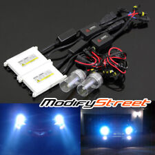 H10/9140/9145/9050 10000K BLUE CANBUS BALLAST XENON HID FOG DRIVING LIGHT KIT