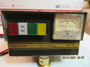 TEXAS STAR DX 350 LINEAR AMPLIFIER WITH JUMPER