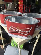 Budwieser Beer Cooler Bucket