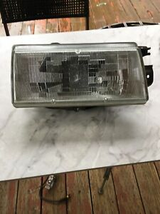 Passenger Right Headlight Fits 90-94 Subaru LOYALE 18851