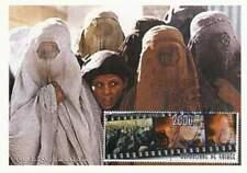 Kaart FDC 20th century - Taliban bezet Afghaanse Hoofdstad (050)