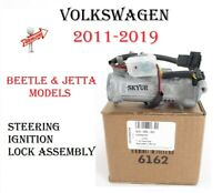 Ignition Lock Assembly w/o Keyless Access System For VW Volkswagen Beetle, Jetta