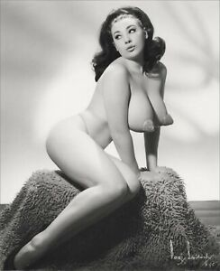 Burlesque, Strippers, Nude Ladies Vintage Photo Re-Print High quality, 390