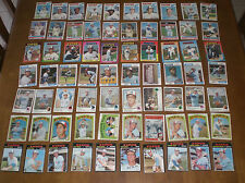 150 ASSORTED MONTREAL EXPOS BASEBALL CARD COLLECTION - 1971 - 1985