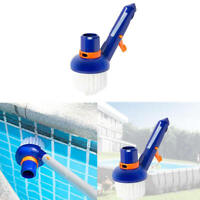 Swimming Pool Step Corner Vacuum Brush Spas Hot Tubs Cleaning Brushes Bristles