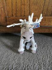 FROZEN...Disney's Frozen...soft toy SVEN..original item, NIP, cute REINDEER sven