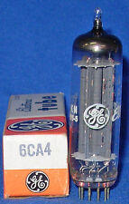 NOS / NIB  General Electric 6CA4 / EZ81 Rectifier Tube