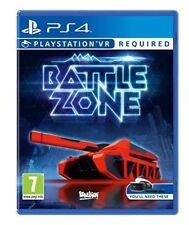 Battlezone VR Sony PlayStation 4 Ps4