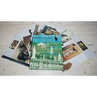 Petrodvorets. Marly Place Soviet Set Vintage Postcards USSR (18 pcs), 1989