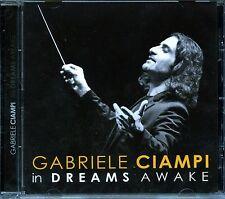 CIAMPI GABRIELE - IN DREAMS AWAKE -  CD  NUOVO SIGILLATO