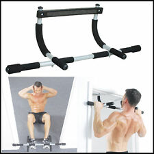 Allenamento IRON GYM asta porta PULL UP FITNESS ESERCIZIO superiore professionale bar