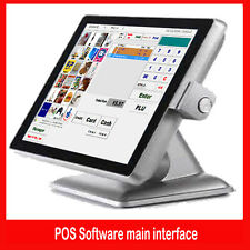 Professional punto di vendita POS Software per Corner Shop, ristorante & Take Away