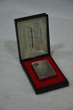 Vintage Zaima  Butane Lighter with Box