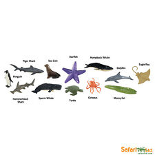 SEA LIFE / OCEAN Bulk Bag #761104 - 48 pcs. Ships Free/USA w/ $25+ SAFARI, Ltd.