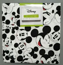 "1 Fat Quarter 100 Cotton Quilt Fabric 18""x 22"" Mask Making Mickey Mouse"