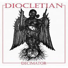 Diocletian - Decimator CD - SEALED Digipak - Death Metal Album Import Reissue