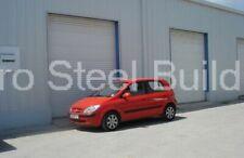 Durobeam Steel 60x75x18 Metal I Beam Prefab Clear Span Building Workshop Direct