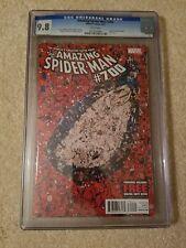 Amazing Spider-Man 700 CGC 9.8 Marvel Comics