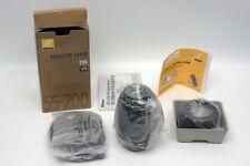 Nikon Nikkor 55-200mm f/4-5.6G ED IF AF-S DX VR Lens US Model