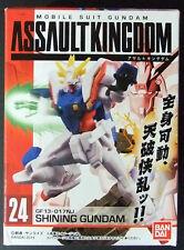 """BANDAI GUNDAM Assault Kingdom vol.6 """" Shining Gundam """" Brand-new Free Shipping"""