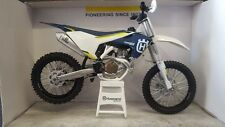 Newray Husqvarna FC450  toy/model motorcycle 1:12 scale
