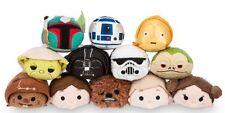 Disney Store Authentic Original Star Wars Mini Tsum Tsum Complete Set of 12