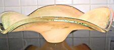Murano Swirled Large Swirl Glass Bowl