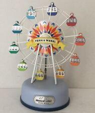 Sankyo Music Box Disney Mickey Mouse Club House March Musical Ferris Wheel works