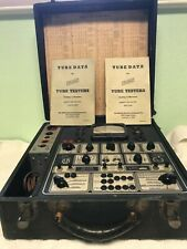 Vintage Hickok Tube Tester Model 51x Updated For Parts Or Not Working