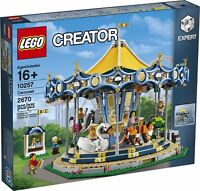 LEGO® Creator Expert 10257 Carousel - FACTORY SEALED / NEW