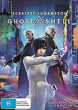 Ghost In The Shell (DVD, 2017)