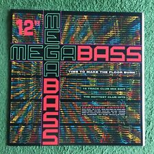 """Megabass - Time To Make The Floor Burn / Get Down ...(Electronic / House) (12"""")"""