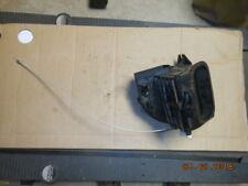 1995 Geo Tracker HVAC blower motor & case. PLEASE READ ENTIRE DESCRIPTION.