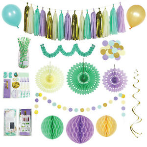 67 pack Birthday Balloons PARTY Decoration Wedding Birthday KIT 2019