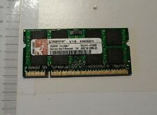 1 GB RAM Speicher Kingston aus einem Toshiba Satellite L300D-148