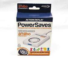 DATEL Action Replay Powersaves: Nintendo Amiibo & POWER TAGS For Zelda [WHITE]