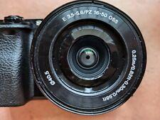 Sony Alpha 6000 a6000 Mirrorless+ obiettivo lens Sony Selp1650 16-50mm f/3.5-5.6