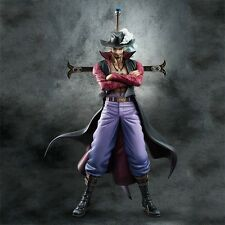 "One Piece Dracule Mihawk Ver. 2 PVC Figure 9"" NO Box"