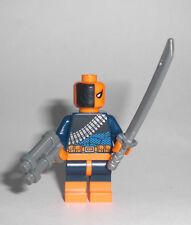 LEGO Super Heroes - Deathstroke - Figur Minifig Death strok Batman Batboat 76034