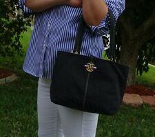 Tommy Hilfiger-bolso bolso de mano bolso señora Shopper shoulder Bag negro EE. UU.