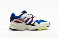 adidas Men Originals Yung-96 White Navy Red Sneakers Shoes DB3564 Size 8