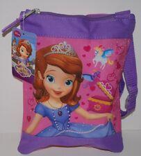 Sofia the First PRINCESS CROSSBODY BAG TOTE SHOULDER BAG GIRLS Disney Vacation