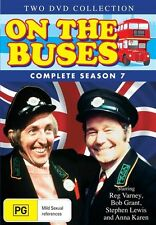 On The Buses : Season 7 (DVD, 2009, 2-Disc Set) New & Sealed