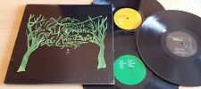 SIX ORGANS OF ADMITTANCE - RTZ - 3 LP 33 GIRI - US PRESS