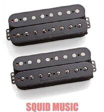 Seymour Duncan Pegasus & Sentient 8 String Humbucker Black Passive Pickup Set