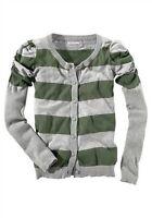 ONLY Strickjacke Pullover Sweatshirt 764252 Gr. S  XL grau-khaki
