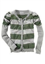 Only Strickjacke Pullover Sweatshirt 764252 Grau-khaki Gr. s